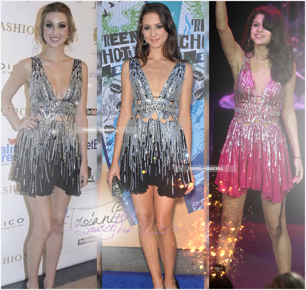 Best tenue de Troian Bellisario + VS
