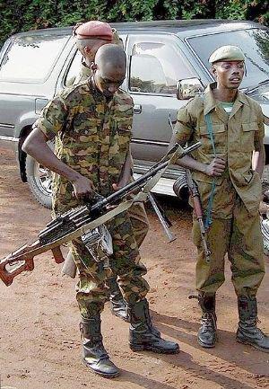 Le gouvernement ne négocie pas avec les rebelles rwandais. Par DEDEBUNDES