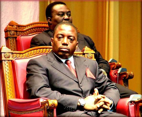 RDC : « Joseph KABILA » et ses sbires pris la main dans le sac. Par DEDEBUNDES