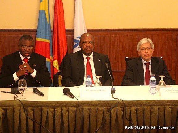 La tripartite Angola- HCR-RDC s'accorde sur le rapatriement de 43 000 réfugiés angolais. Par DEDEBUNDES