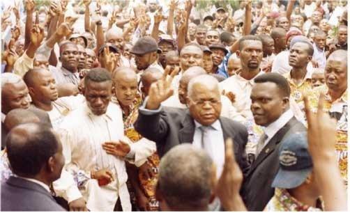 Campagne électorale avant l'heure, l'UDPS prépare la tournée de Tshisekedi en provinces. Par DEDEBUNDES
