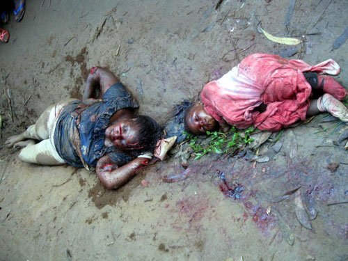 Butembo : Assassinat de Maman Kyakimwa Zawadi (enceinte) et sa fille (2 ans). Par DEDEBUNDES