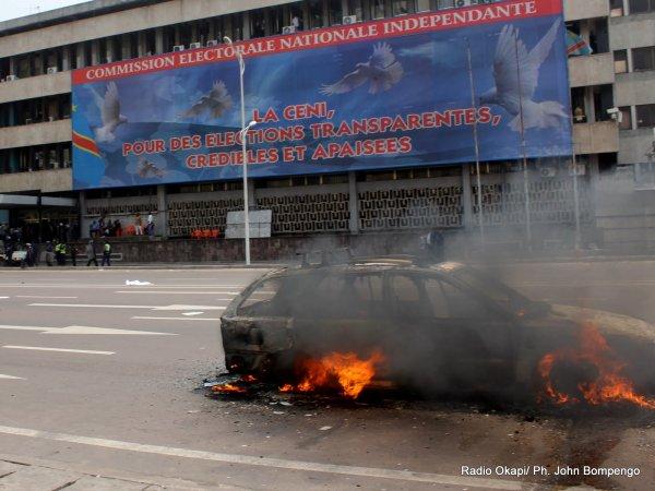 Mémo contre la révision du fichier électoral - Balles et gaz lacrymogènes s'invitent au sit-in de l'Udps. Par DEDEBUNDES