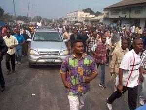 Foule pour La DTP -Dynamique Tshisekedi président à Masina. Par Studio Digital DEDEBUNDES