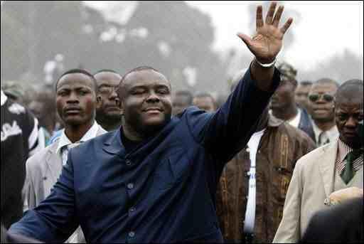 Bemba attendu à Kin : Bemba arriverait par convoi spécial. Par DEDEBUNDES