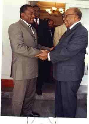 Enjeux électoraux: le tricheur Kabila- traitre Gizenga : un nouveau deal en gestation !