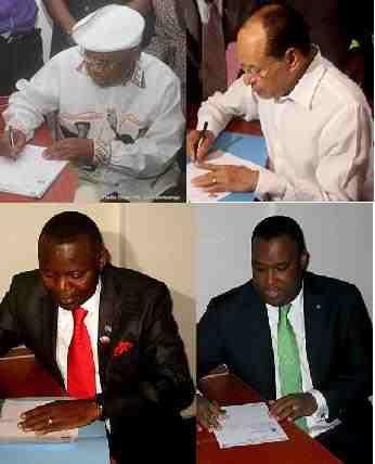 Elections 2011 - 11 présidentiables, 2680 candidats Députés listés !