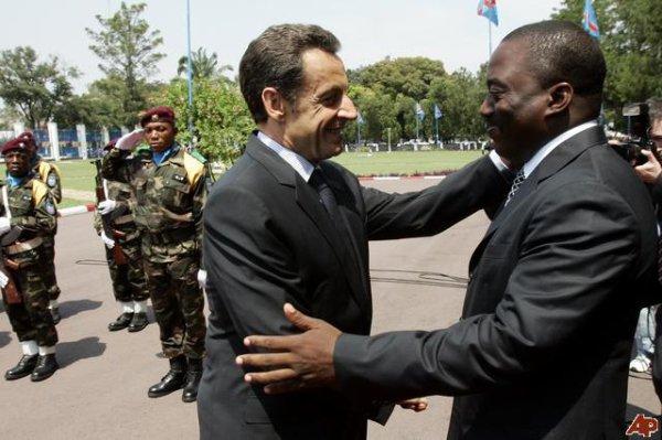 Présidentielle 2011 : Sarkozy et les occidentaux lâche Kabila - Voici pourquoi il a refusé son soutien à Joseph Kabila