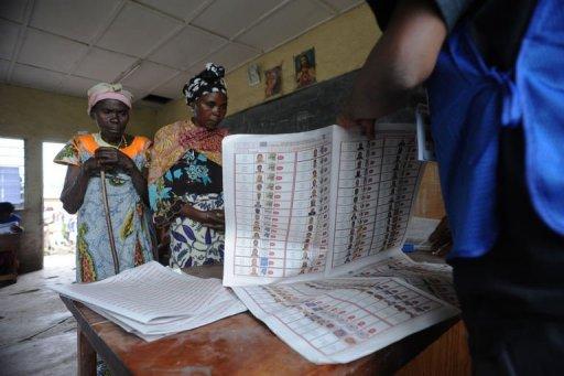 Elections en RDC: les Congolais ont voté pour désigner un président