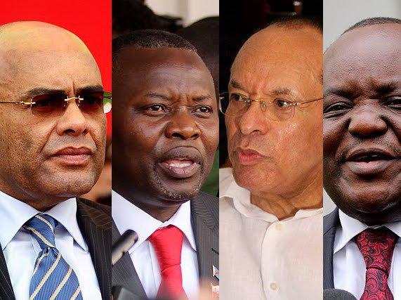 RDC-Présidentielle: 4 candidats demandent l'invalidation du scrutin