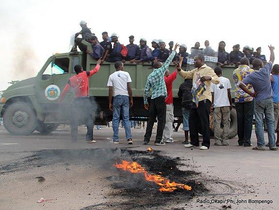 Au lendemain des scrutins du 28 novembre 2011 L'UDPS condamne les fraudes et violences des trois derniers jours