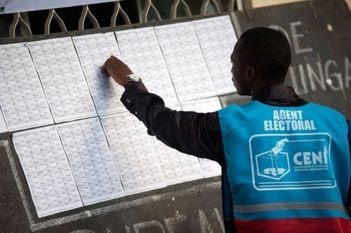 HOLD-UP ELECTORAL : La victoire de TSHISEKEDI aux élections présidentielles est exactement de 58,2%