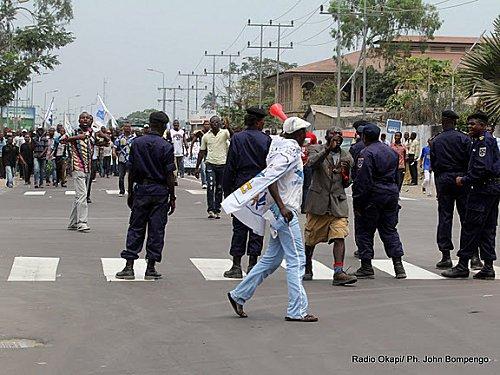 Un couvre-feu instauré à Mbuji-Mayi, au centre-est de la RDC