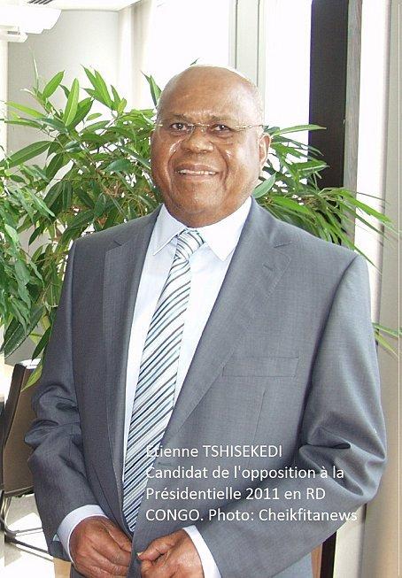 ELECTIONS RD CONGO : TSHISEKEDI, NOUVEAU PRESIDENT ELU