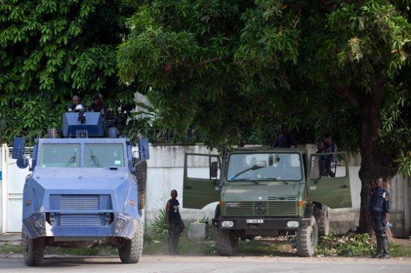 RDC : Aujourd'hui, l'escalade?