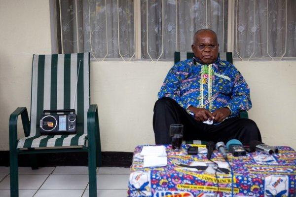 Tshisekedi: « Aucun coup de force ne pourra tenir »