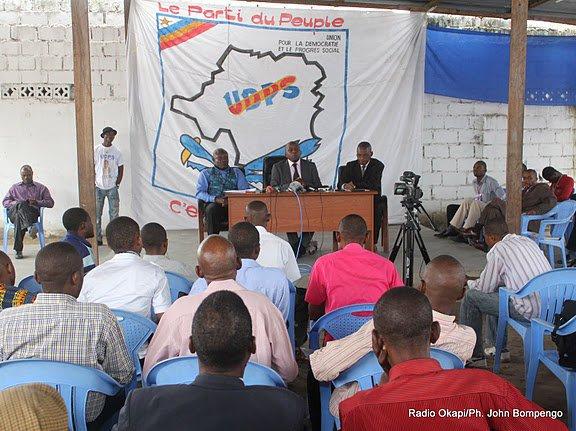 Tension post électorale en RDC L'UDPS appelle l'Armée et la Police à faire preuve de neutralité