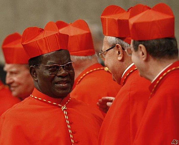 Election présidentielle du 28 novembre 2011 - Laurent Monsengwo pour le recomptage des voix