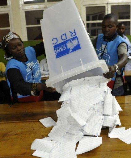 C'était quoi ces élections ? Législatives – Nyirangongo : cinq chefs de centres de vote arrêtés pour tricherie