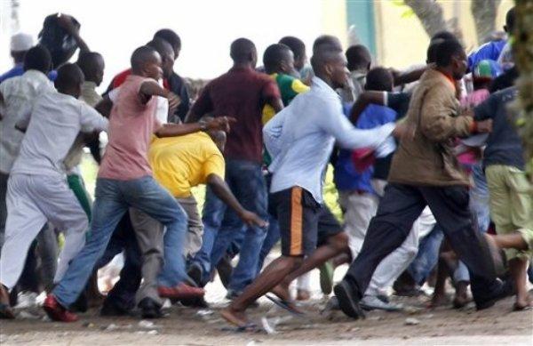 RDC : chronique d'un chaos annoncé ! Le train va droit vers le mur..