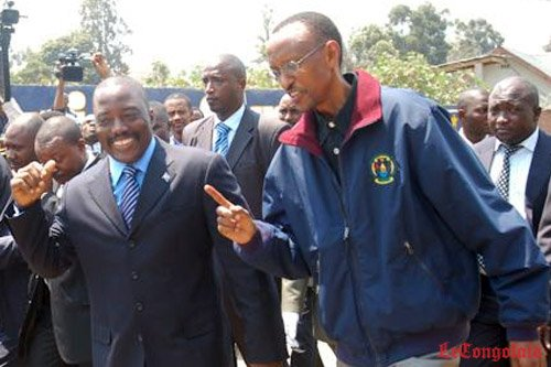 Kabila dans le piège rwandais ! Par DDBS