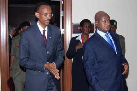 Kigali déballe Kampala : Mushikiwabo, la porte-voix de Kagame, traite Museveni de porte-voix des FDLR !