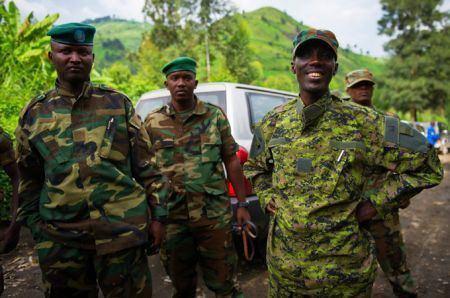 Le M23 attaque les positions des FARDC à Mutaho