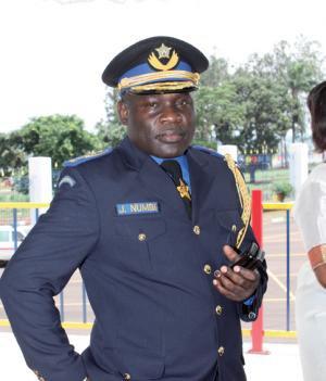 7.       Le Général-major John Numbi Banze, L'ex-inspecteur général de la Police nationale congolaise en disgrâce
