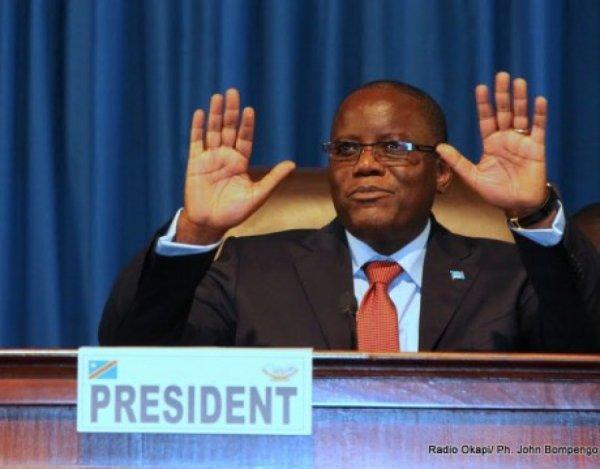 8.       Aubin Minaku, le futur Medvedev congolais ?