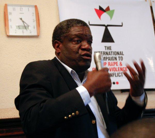 11. Le Docteur Denis Mukwege, le futur réparateur du Congo ?