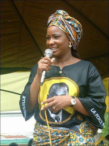 14.   Olive Lembe Kabila, une épouse pour raison d'Etat ?