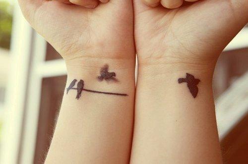 Mes tatoos