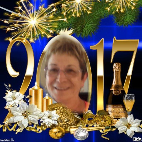 Bonne année à tous et surtout la santé