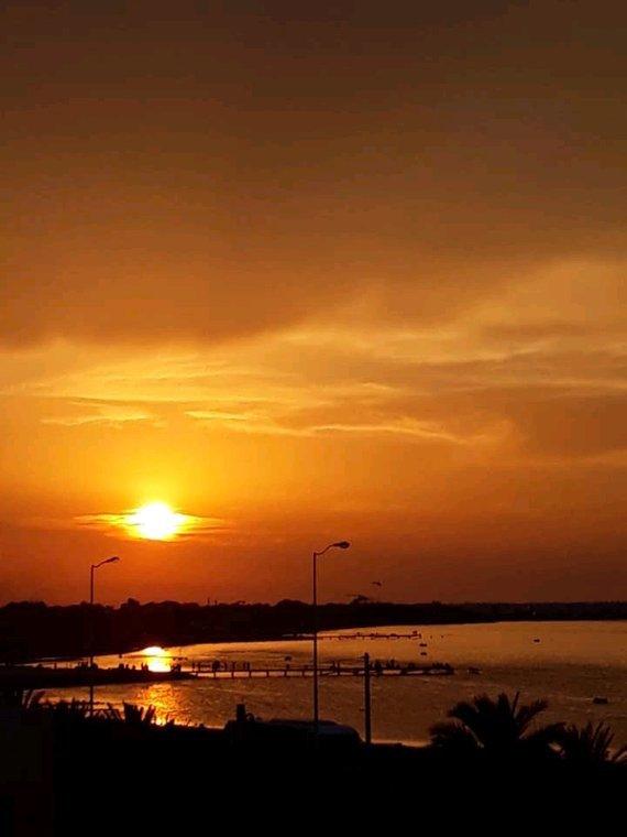 Les jolis coucher de soleil de Djerba