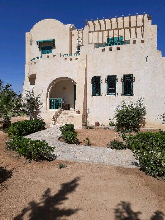 Je suis si bien confinée à Djerba