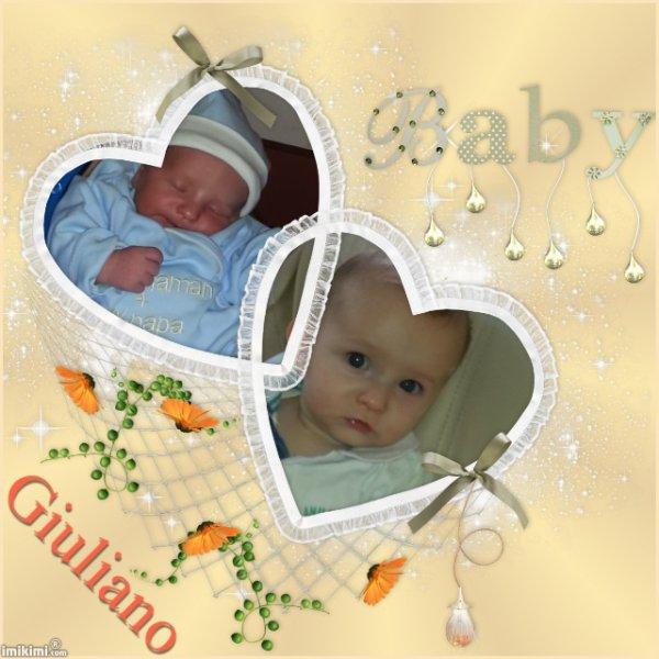 Giuliano mon deuxième amour