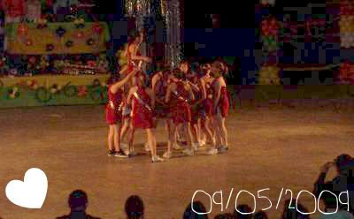 Spectacle de cheer
