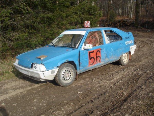Ma voiture d'autocross