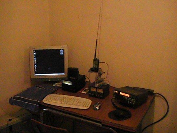 Ma station pour le dx de 2012