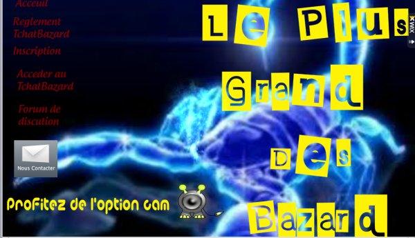 Le site du Grand Bazard ainsi que son forum