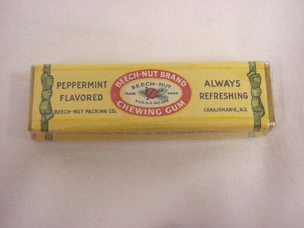 paquet de chewing-gum