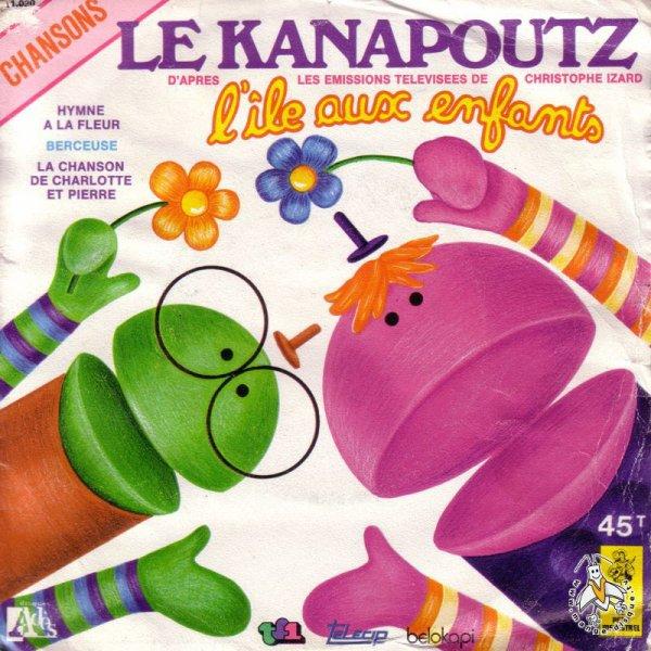 Le Kanapoutz - 45T - 1978