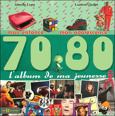 Livre - 70.80 L'album de ma jeunesse