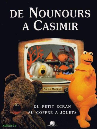 Livre - De Nounours à Casimir
