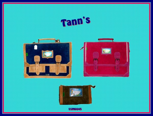 "Cartables "" T'as ton Tann's """