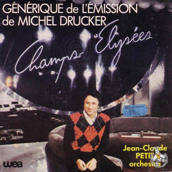 Champs Elysées - Générique --- 1982 - 1990