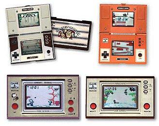 Jeux Vidéo GAME AND WATCH - Mes premiers jeux vidéo