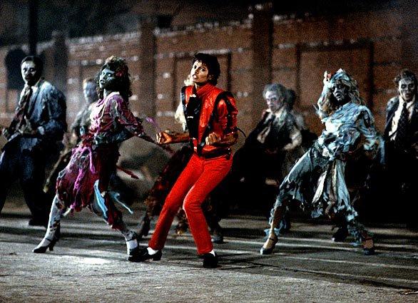 Mickael Jackson - Thriller