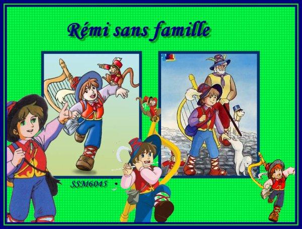Rémi sans famille