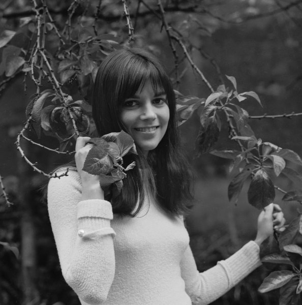 Chantal Goya - années 60